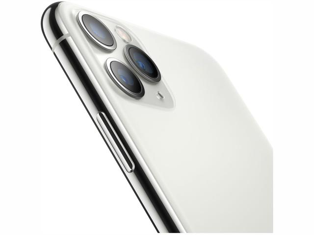 """Imagem de iPhone 11 Pro Max Apple 64GB Prata 4G Tela 6,5"""""""