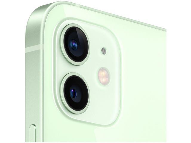 """Imagem de iPhone 12 Apple 128GB Verde Tela 6,1"""""""