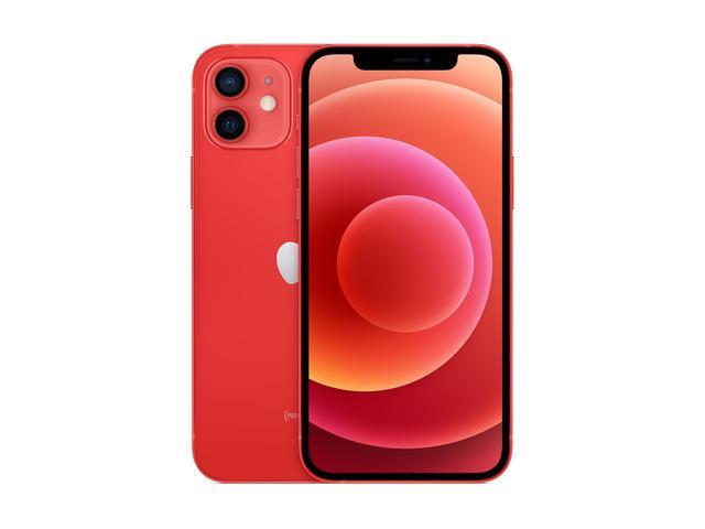 Celular Smartphone Apple iPhone 12 128gb Vermelho - Dual Chip