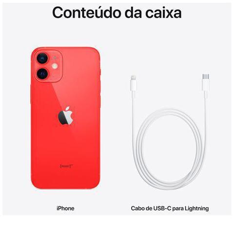 Imagem de iPhone 12 mini 256GB (PRODUCT) RED, 5,4