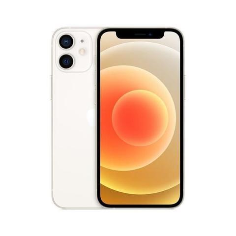 Celular Smartphone Apple iPhone 12 Mini 128gb Branco - Dual Chip