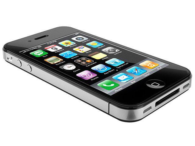 Imagem de iPhone 4S 16GB 3G Apple iOS Desbloqueado TIM