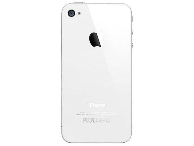 "Imagem de iPhone 4s Apple 8GB 3G iOS 7 Tela 3,5"" Wi-Fi"