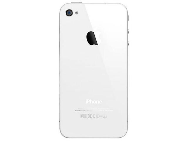 "Imagem de iPhone 4s Apple 8GB 3G iOS 8 Tela 3.5"" Wi-Fi"