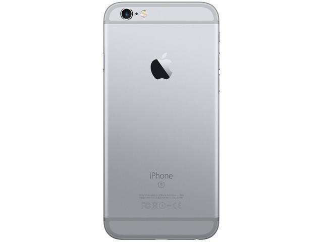"Imagem de iPhone 6s Apple 32GB Cinza Espacial 4G Tela 4.7"""