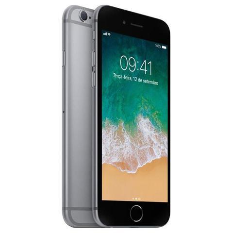 Imagem de iPhone 6s Apple Cinza Espacial 32GB, Desbloqueado - MN0W2BR/A