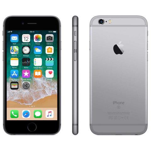 Imagem de Iphone 6s apple mn0w2 cinza 32 gb
