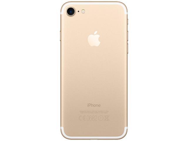 """Imagem de iPhone 7 Apple 128GB Dourado 4G Tela 4.7"""" Retina"""
