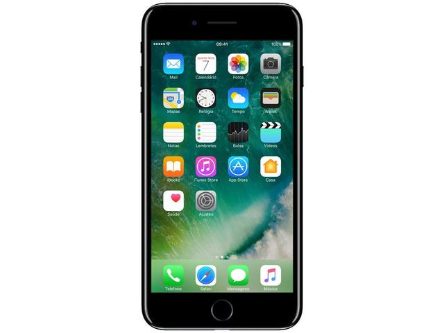 Imagem de iPhone 7 Plus Apple 128GB Preto Brilhante 4G