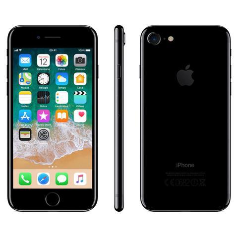Imagem de Iphone 7 Preto Brilhante, MN912BR/A, Tela de 4.7