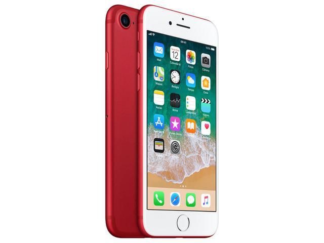 Imagem de iPhone 7 Red Special Edition Apple 128GB