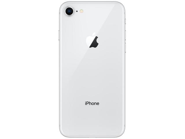 """Imagem de iPhone 8 Apple 64GB Prata 4G Tela 4,7"""""""