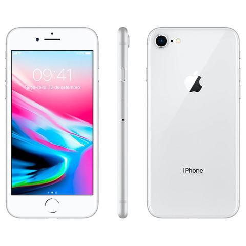 Imagem de Iphone 8 Apple 64GB Tela 4.7 Polegadas IOS 11 4G Wi-Fi Câmera 12MP