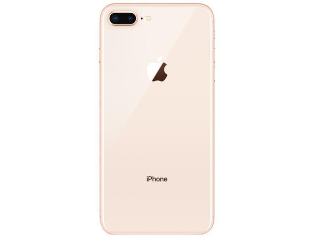 "Imagem de iPhone 8 Plus Apple 128GB Dourado 4G Tela 5,5"""