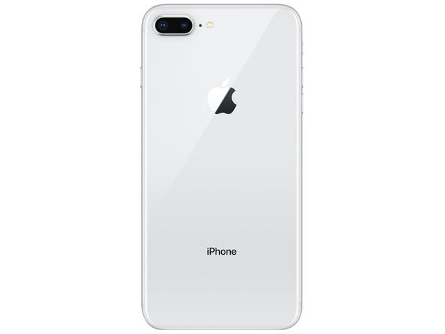 Imagem de iPhone 8 Plus Apple 128GB Prata 4G Tela 5,5""