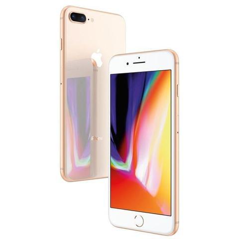 Imagem de iPhone 8 Plus Apple Dourado, 64GB Desbloqueado - MQ8N2BR/A