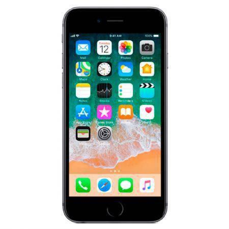 Imagem de iPhone Apple 6S Cinza Espacial, MN0W2BR/A, Tela de 4.7