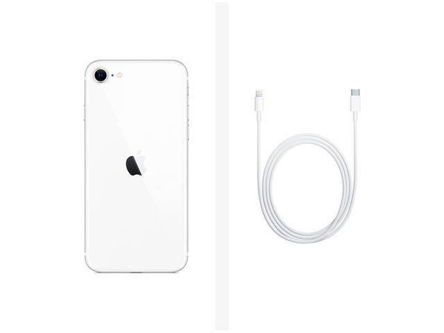 "Imagem de iPhone SE Apple 64GB Branco 4,7"" iOS"