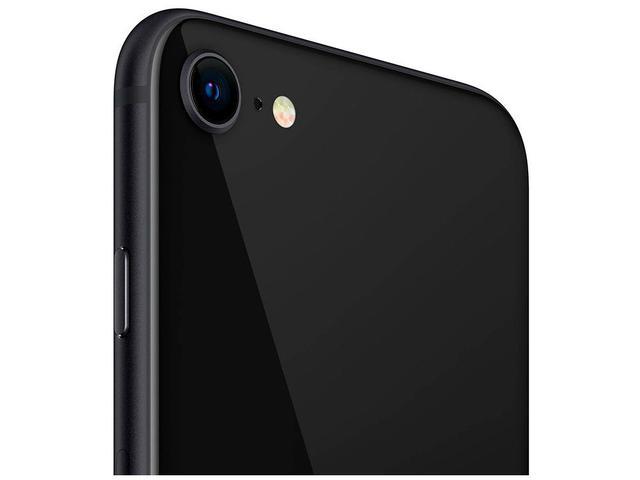 "Imagem de iPhone SE Apple 64GB Preto 4,7"" 12MP iOS"
