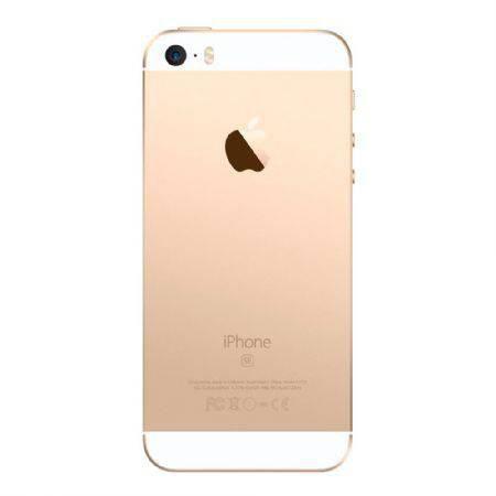 Imagem de iPhone SE Dourado, MP842BR/A, Tela de 4