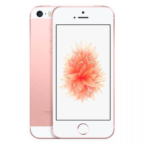 Imagem de iPhone SE Ouro Rosa, MLXN2BZ/A, Tela de 4