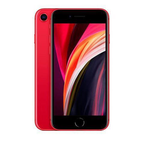 Celular Smartphone Apple iPhone Se 2 256gb Vermelho - 1 Chip