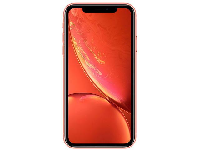 "Imagem de iPhone XR Apple 256GB Coral 6,1"" 12MP"
