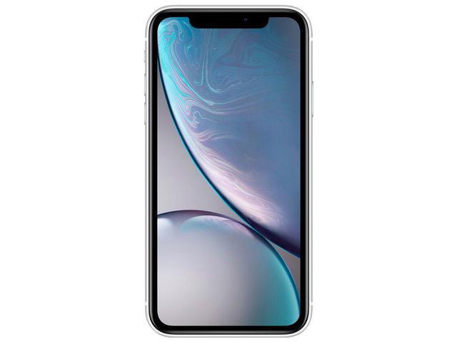 "Imagem de iPhone XR Apple 64GB Branco 4G Tela 6,1"" Retina"