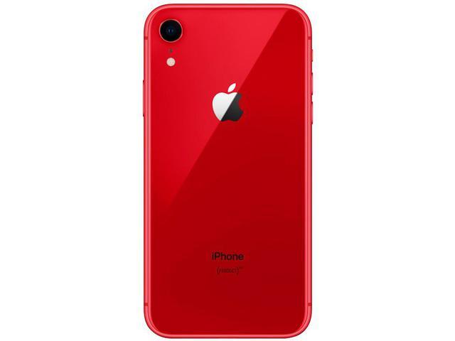 "Imagem de iPhone XR Apple 64GB Product Red 4G Tela 6,1"""