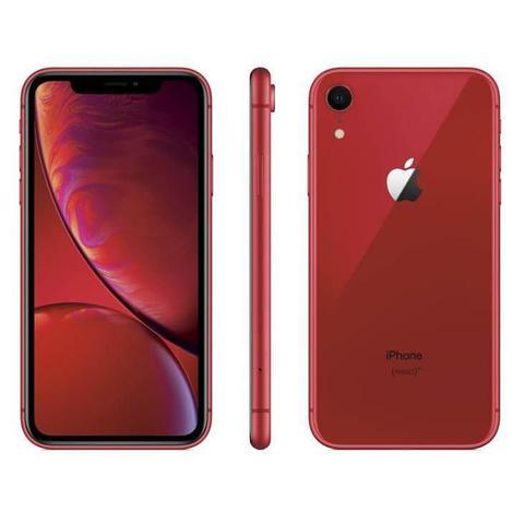 Imagem de iPhone XR Apple (PRODUCT) Vermelho, 128GB Desbloqueado - MRYE2BR/A