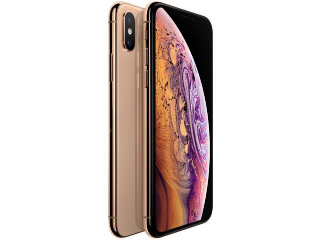 Celular Smartphone Apple iPhone Xs 256gb Dourado - 1 Chip