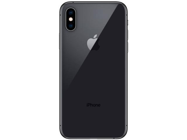 "Imagem de iPhone XS Apple 64GB Cinza Espacial 4G Tela 5,8"""