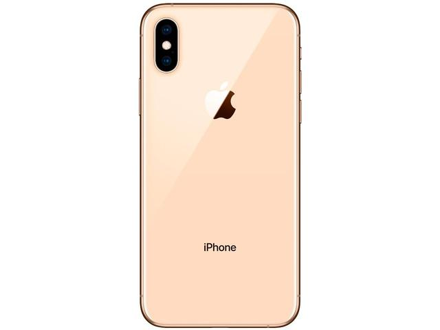 """Imagem de iPhone XS Apple 64GB Ouro 4G Tela 5,8"""" Retina"""