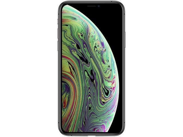 """Imagem de iPhone XS Max Apple 256GB Cinza-Espacial 6,5"""" 12MP"""