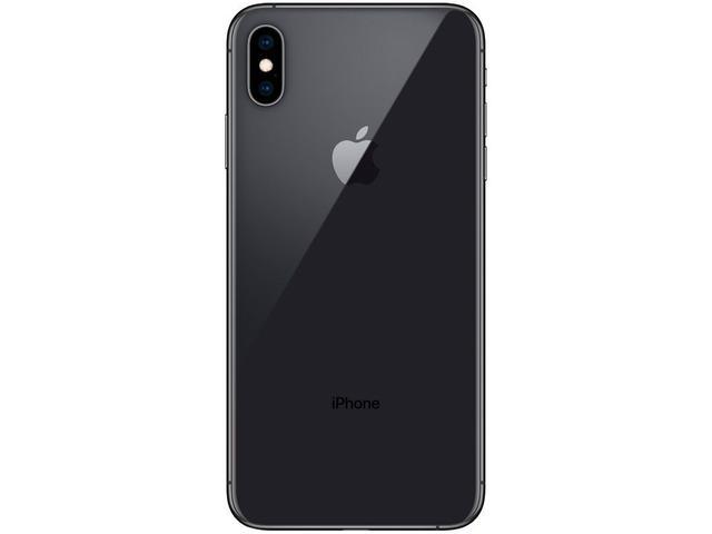 Imagem de iPhone XS Max Apple 512GB Cinza Espacial 4G