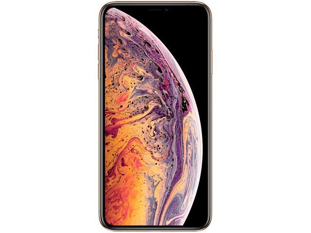 """Imagem de iPhone XS Max Apple 512GB Ouro 4G Tela 6,5"""""""