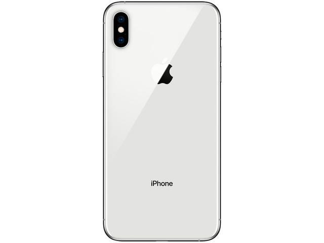 """Imagem de iPhone XS Max Apple 512GB Prata 4G Tela 6,5"""""""