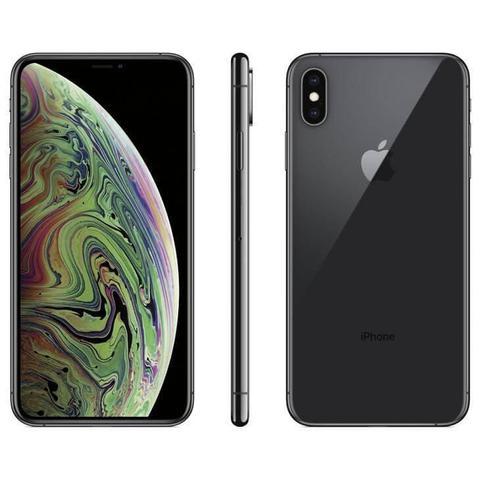 Imagem de iPhone XS Max Apple Cinza Espacial, 256GB Desbloqueado - MT532BZ/A