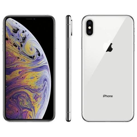 Imagem de iPhone XS Max Apple Prata, 512GB Desbloqueado - MT572BZ/A