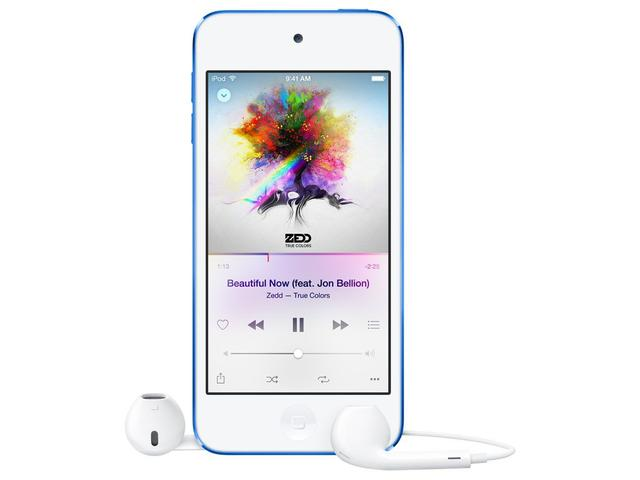 Imagem de iPod Touch Apple 32GB 6ª Geração Azul