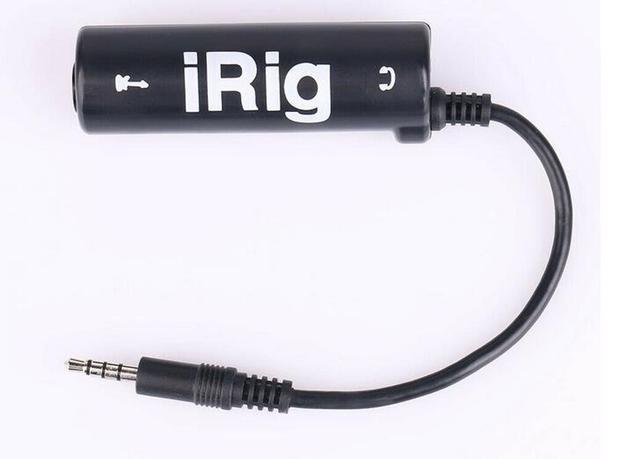 Imagem de Irig Interface Adaptador live