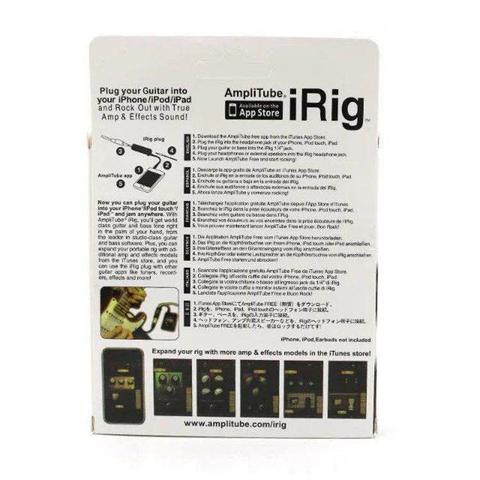 Imagem de Irig Interface de Audio para Celular