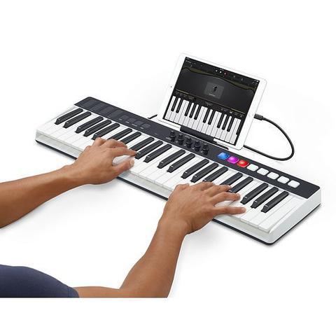 Imagem de Irig keys i/o 49 controlador midi e interface de áudio - ik multimedia