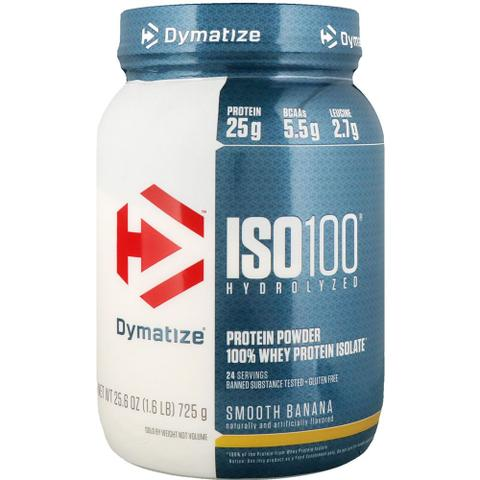 Imagem de Iso 100 hydrolyzed (1,6lbs) - 725g - dymatize