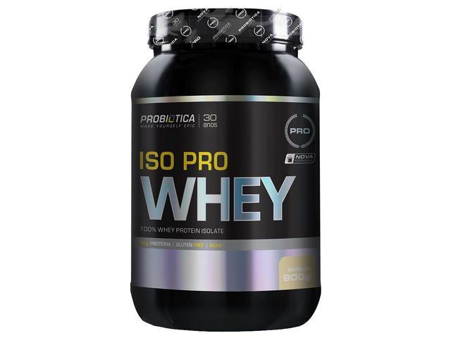 Imagem de Iso Pro Whey 900g Baunilha - Probiotica