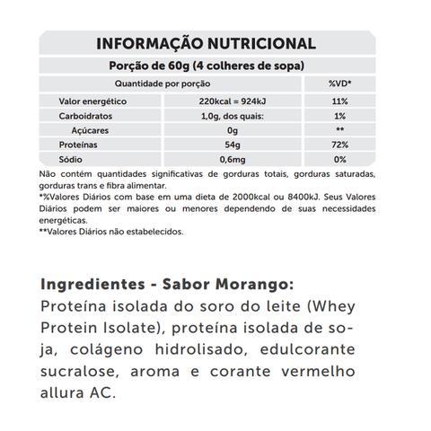 724febbae3d Iso Protein 2kg - BRN Foods - Br nutrition foods - Massa Muscular ...