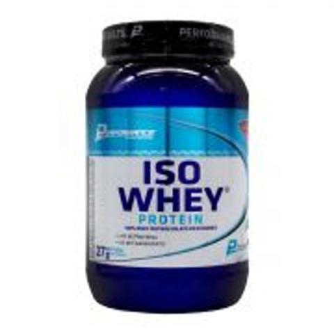 Imagem de Iso Whey Protein 909g - Performance Nutrition - Baunilha