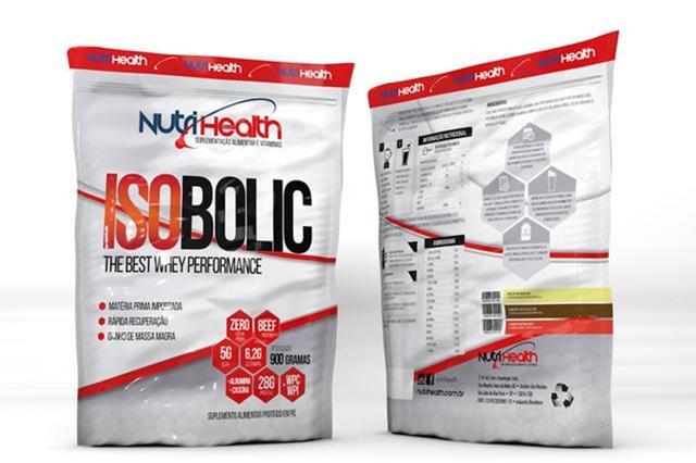 Imagem de Isobolic Refil (900g) - Baunilha - Nutri Health
