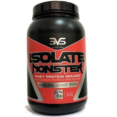 Imagem de Isolate monster 900 g - 3vs (cookies and cream)