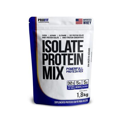 Imagem de Isolate Protein Mix 1,8kg Refil Profit